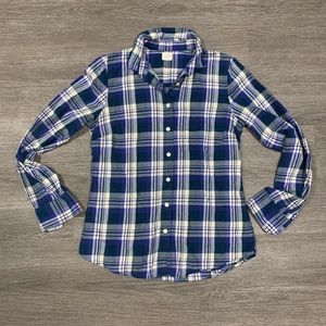 [J. Crew] Button Down Flannel